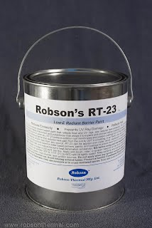 Energy Saving Radiant Barrier Paint reflect heat uv rays