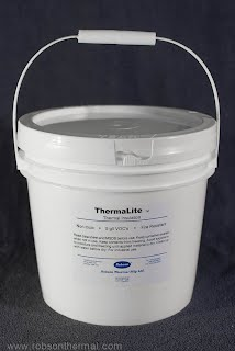 Insulating paint thermal insulation coating